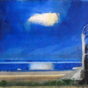 Mackensen_034_Wolke über stillem Wasser_2006_35x48_w.RIMG3578