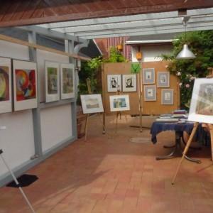 """Galerie am Hirschgarten """"Kunst beim Nachbarn"""""""